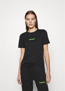 CENSORED SLIM TEE - футболка print