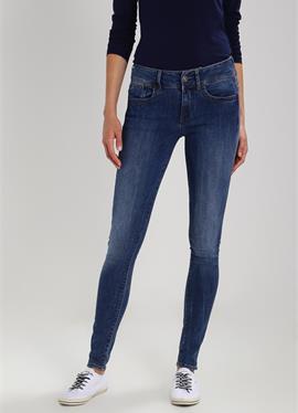 LYNN MID SUPER SKINNY - джинсы Skinny Fit