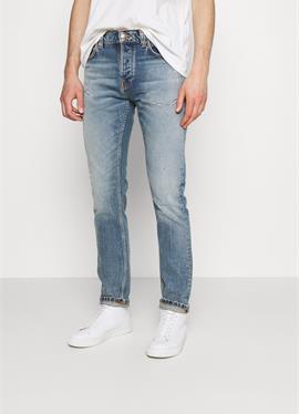 GRIM TIM - джинсы зауженный крой