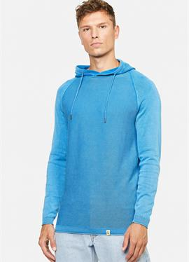 NOLAN - пуловер с капюшоном