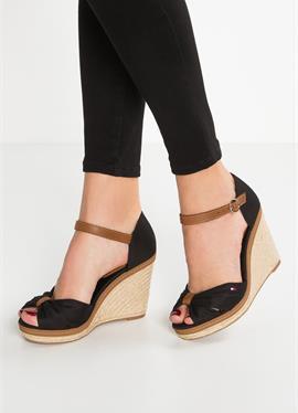 ICONIC ELENA SANDAL - сандалии на высоком каблуке