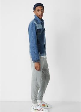 CHAQ - джинсовая куртка