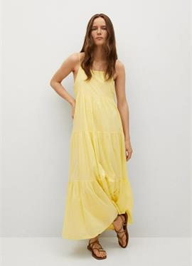 COTTON - макси-платье