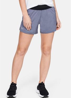 UA LAUNCH - kurze спортивные брюки