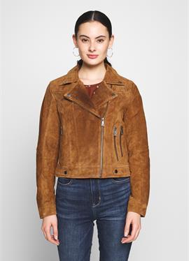 VMROYCESALON шорты куртка - кожаная куртка