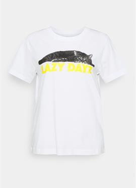 MYSEN LAZY DAYZ - футболка print