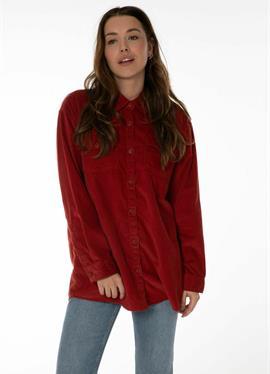 PINA - блузка рубашечного покроя