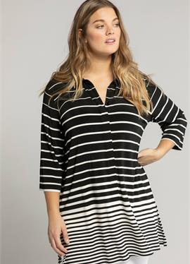 SLINKY - блузка рубашечного покроя