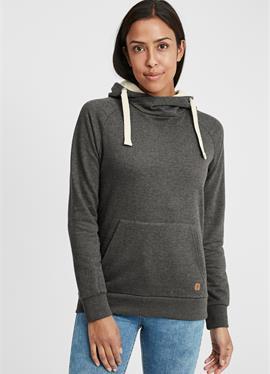 JULIA - пуловер с капюшоном