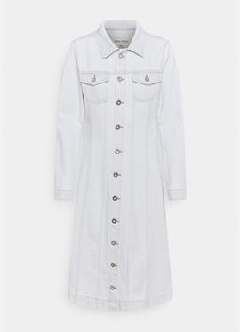 DRESS SHAPED FIT - джинсовое платье