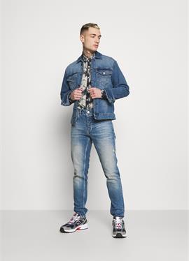 ONSCOME LIFE TRUCKER - джинсовая куртка