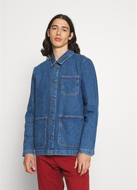 RECYCLED WORKER куртка - джинсовая куртка