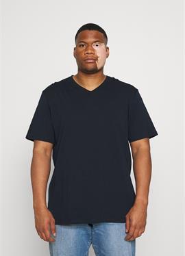 ESSENTIAL V NECK TEE - футболка basic