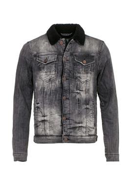 С COOLER UND воротник - джинсовая куртка