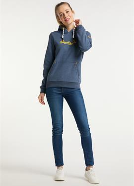 HEILIGENHAFEN - пуловер с капюшоном