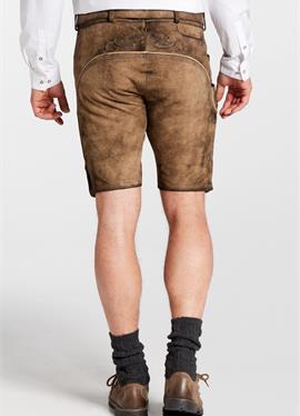 NERCEL - кожаные брюки