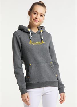 ST. PETER - пуловер с капюшоном