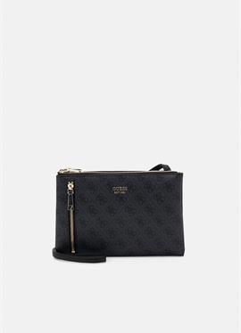NAYA DOUBLE ZIP CROSSBODY - сумка через плечо