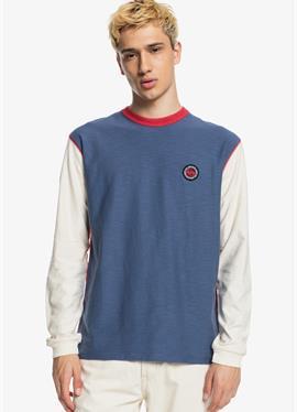 HUE - футболка с длинным рукавом
