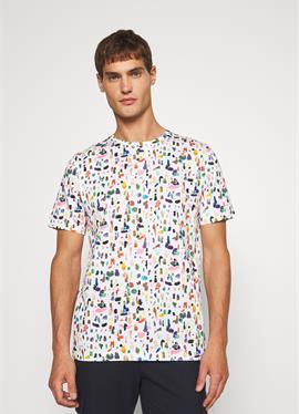 PAINTED MARKS - футболка print