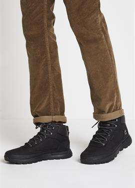 FIELD TREKKER MID - полусапожки на шнуровке