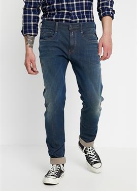 ANBASS HYPERFLEX - джинсы Straight Leg