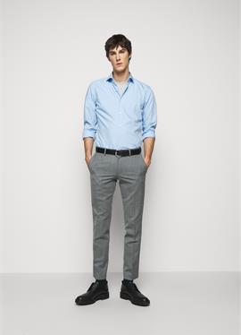 KASON зауженный крой - рубашка для бизнеса