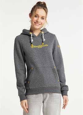 OSTSEE - пуловер с капюшоном