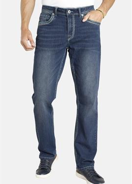 MORTEN - джинсы Straight Leg
