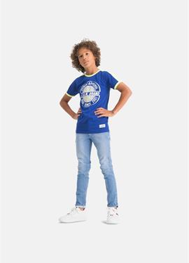 ALFONS - джинсы зауженный крой
