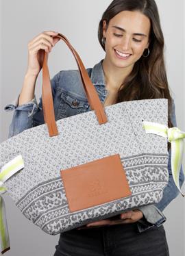 С LOGO-PRINT - большая сумка