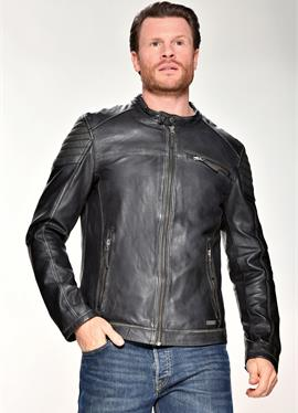 С ABSTEPPUNGEN DARWIN - кожаная куртка