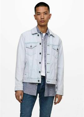 HELL - джинсовая куртка