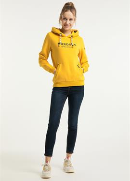 NORDSEE - пуловер с капюшоном