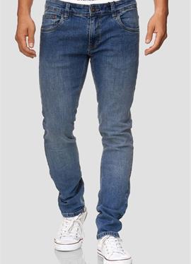 STRETCH - джинсы зауженный крой