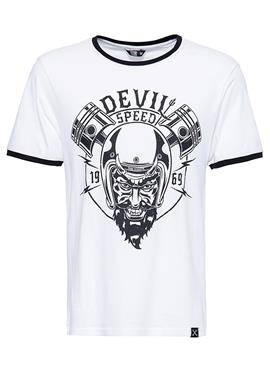 SPEED DEVIL - футболка print