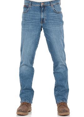 TEXAS STRETCH - джинсы Straight Leg