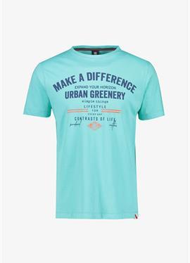 MAKE A DIFFERENCE - футболка print