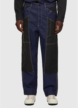 D-FRANKY - джинсы Straight Leg