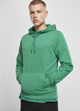 BASIC TERRY - пуловер с капюшоном