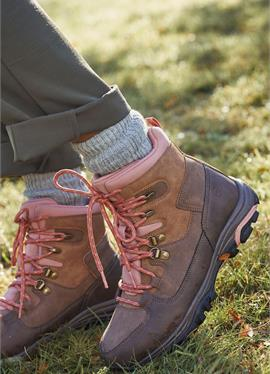 PERFORMANCE - полусапожки на шнуровке