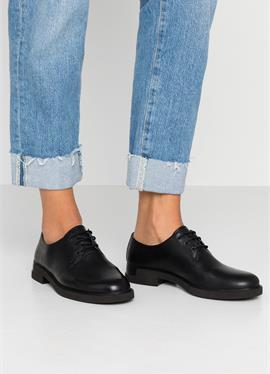 Женские - туфли со шнуровкой