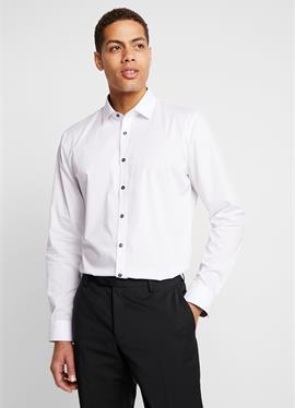 OLYMP NO.6 SUPER зауженный крой - рубашка для бизнеса