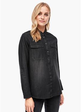 BLOUSE - блузка рубашечного покроя