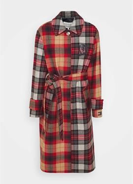 ICON BLEND CHECK - Wollпальто/klassischer пальто