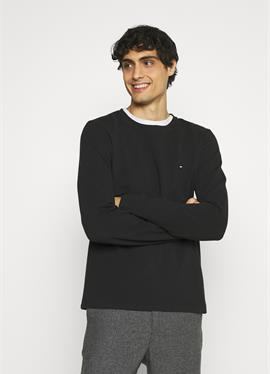 WAFFLE LONG SLEEVE TEE - футболка с длинным рукавом