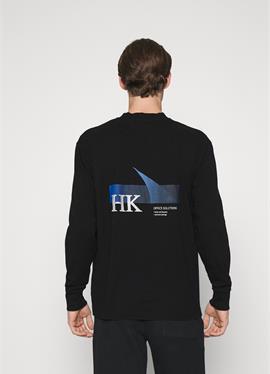 BOXY TEE - футболка с длинным рукавом