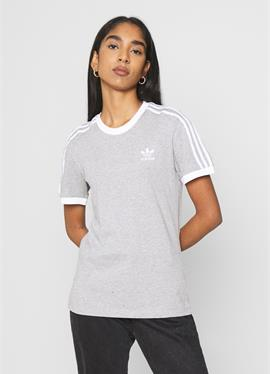 3 STRIPES TEE - футболка print