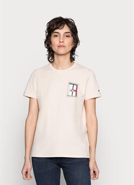 ONE PLANET TEE - футболка print