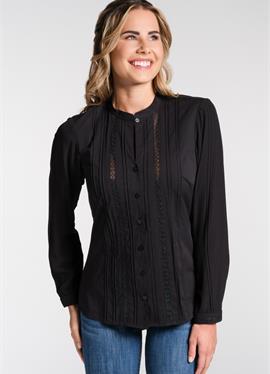 NIZZA - блузка рубашечного покроя